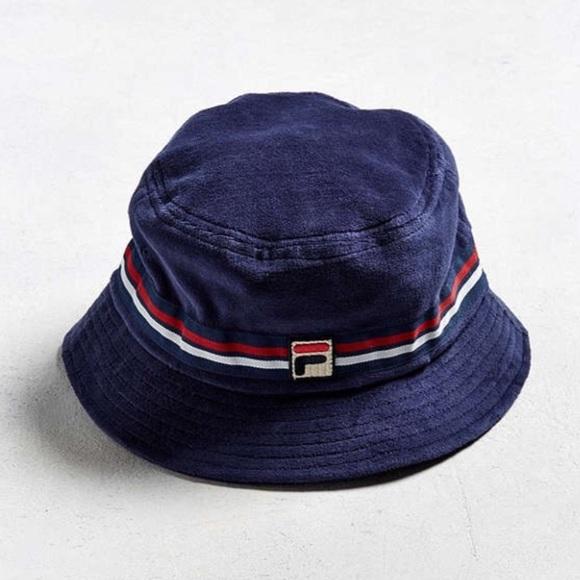 fila vintage bucket hat